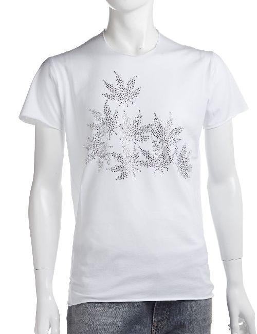 ルシアンペラフィネ lucien pellat-finet ペラフィネ Tシャツ メンズ EVH1484 ホワイト 送料無料 楽ギフ_包装 LPF値下 【ラッキーシール対応】