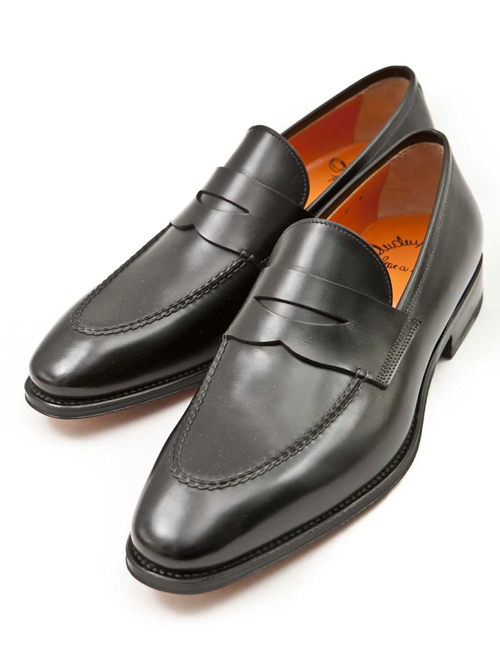 サントーニ Santoni ドレスシューズ 靴 メンズ 06949XB2IOENN01 ブラック 送料無料 目玉商品 【ラッキーシール対応】