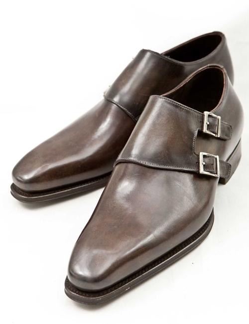 サントーニ Santoni ドレスシューズ 靴 メンズ 10229DC1VBTWT50 ダークブラウン 送料無料 目玉商品 【ラッキーシール対応】