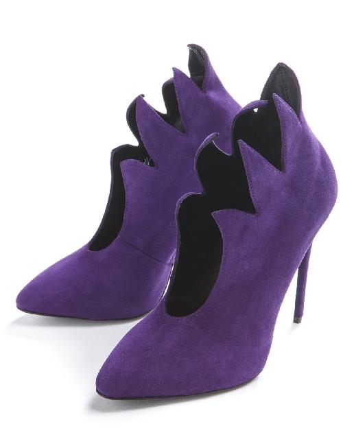 ジュゼッペザノッティ GIUSEPPE ZANOTTI ザノッティ ブーツ 靴 レディース I47044 パープル 送料無料 目玉商品