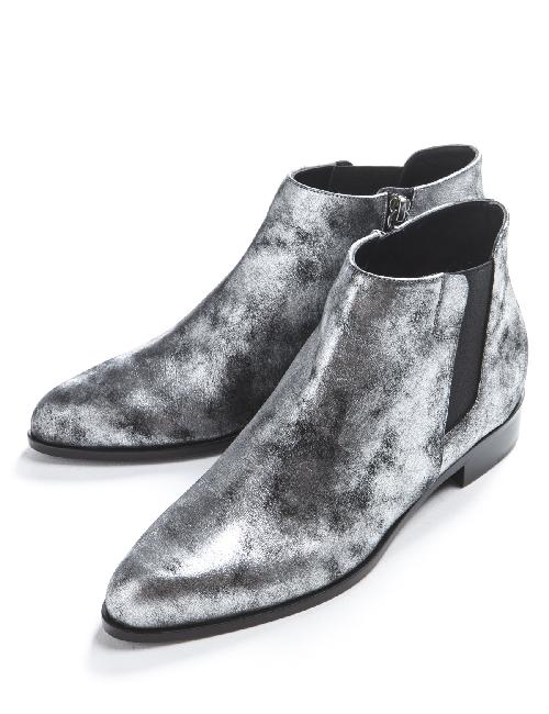 ジュゼッペザノッティ GIUSEPPE ZANOTTI ザノッティ ブーツ 靴 レディース I47085 シルバー 送料無料 目玉商品