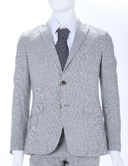 イレブンティ eleventy スーツ メンズ 979AB3006 17010 グレー 送料無料 アウトレット 目玉商品 【ラッキーシール対応】