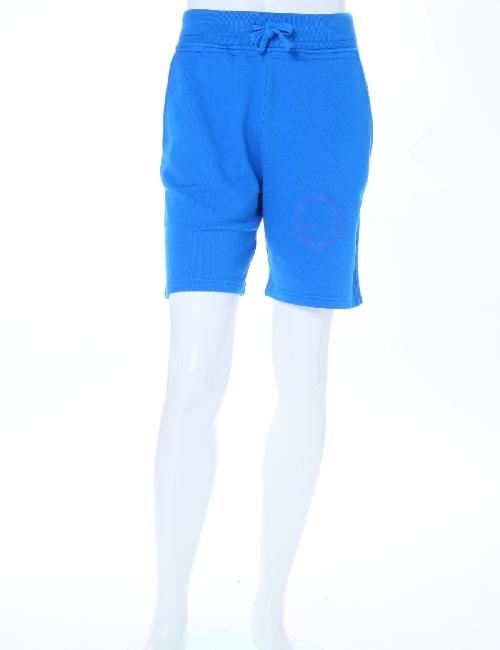 ハイドロゲン HYDROGEN ハーフパンツ ショートパンツ メンズ 160017 ブルー HYD底値挑戦 【ラッキーシール対応】