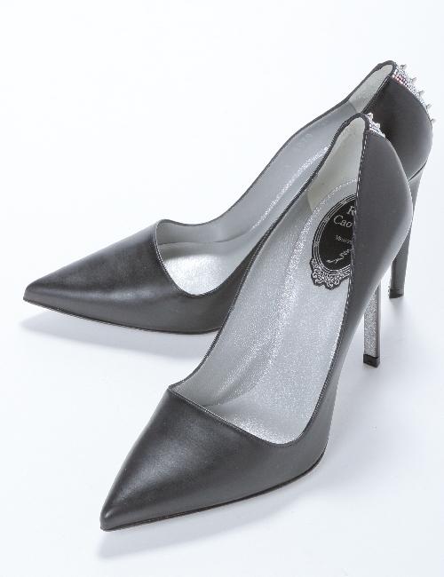 レネカオヴィラ RENE CAOVILLA レネ カオヴィラ パンプス 靴 レディース C8079 ブラック 送料無料 目玉商品