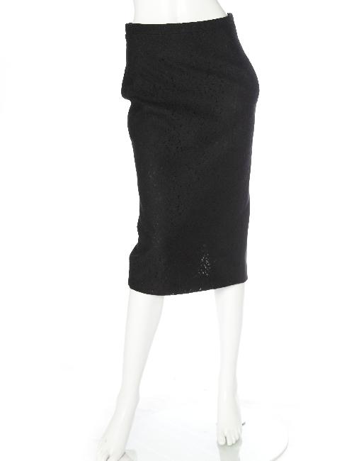 ヌメロヴェントゥーノ N°21 スカート レディース C032 4124 ブラック 送料無料