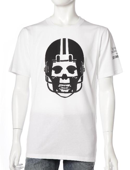ルシアンペラフィネ lucien pellat-finet ペラフィネ Tシャツ メンズ EVH1732 ホワイト アウトレット 目玉商品17AW 【ラッキーシール対応】