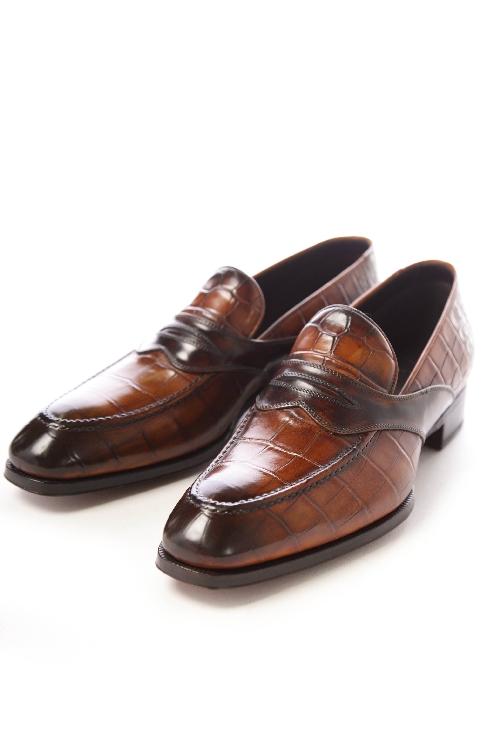 マックスヴェッレ MAXVERRE シューズ ローファー 靴 メンズ MV606 ブラウン 送料無料 アウトレット 目玉商品AW16 【ラッキーシール対応】