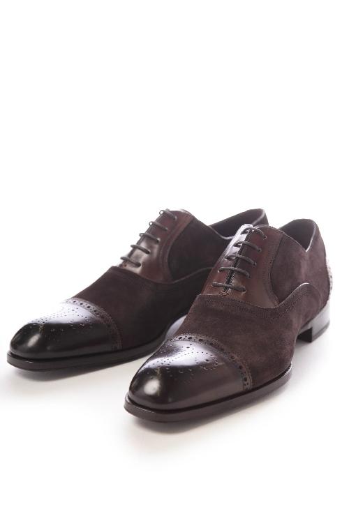 マックスヴェッレ MAXVERRE シューズ オックスフォード 靴 メンズ MV999 ダークブラウン 送料無料