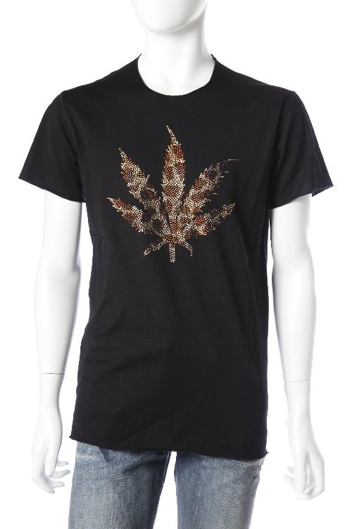 ルシアンペラフィネ lucien pellat-finet ペラフィネ Tシャツ メンズ EVH1743 ブラック 送料無料 楽ギフ_包装 LPF値下 【ラッキーシール対応】