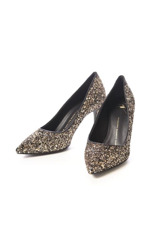 ジュゼッペザノッティ GIUSEPPE ZANOTTI ザノッティ パンプス ハイヒール 靴 レディース I56020 ゴールド 送料無料 目玉商品