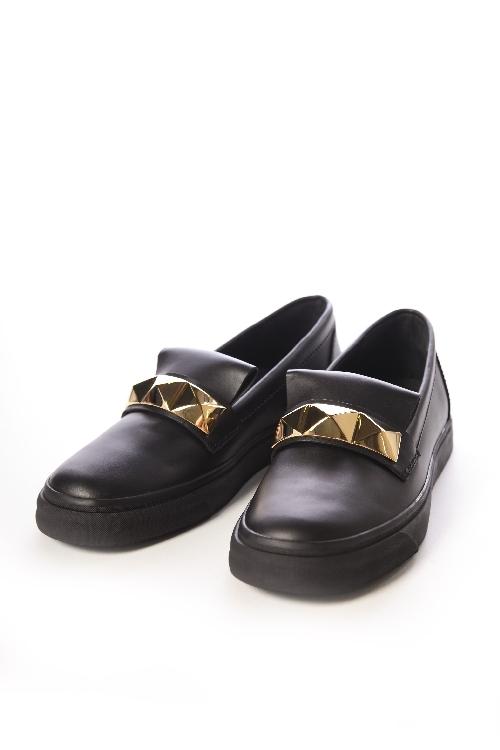 ジュゼッペザノッティ GIUSEPPE ZANOTTI ザノッティ ジュゼッペザノッティ シューズ スリッポン 靴 メンズ RU5034 ブラック