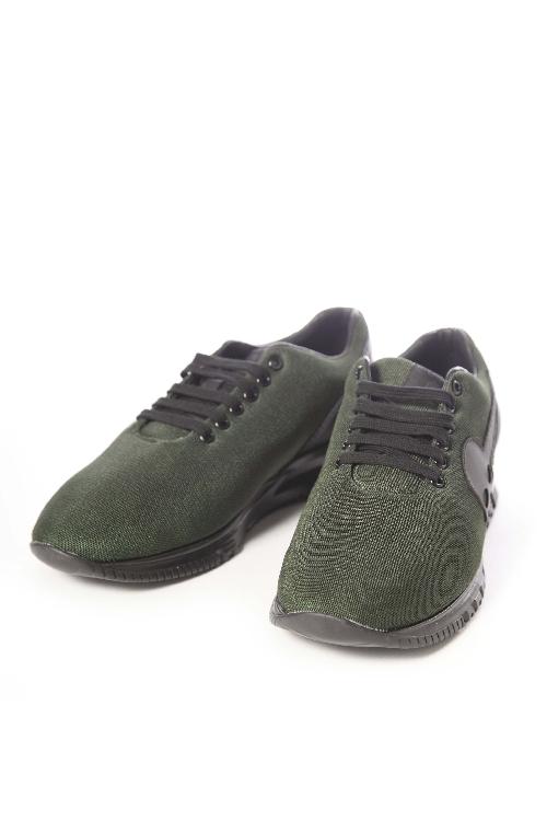 ハイドロゲン HYDROGEN スニーカー 靴 メンズ 173704 ダークグリーン HYD大量入荷 【ラッキーシール対応】