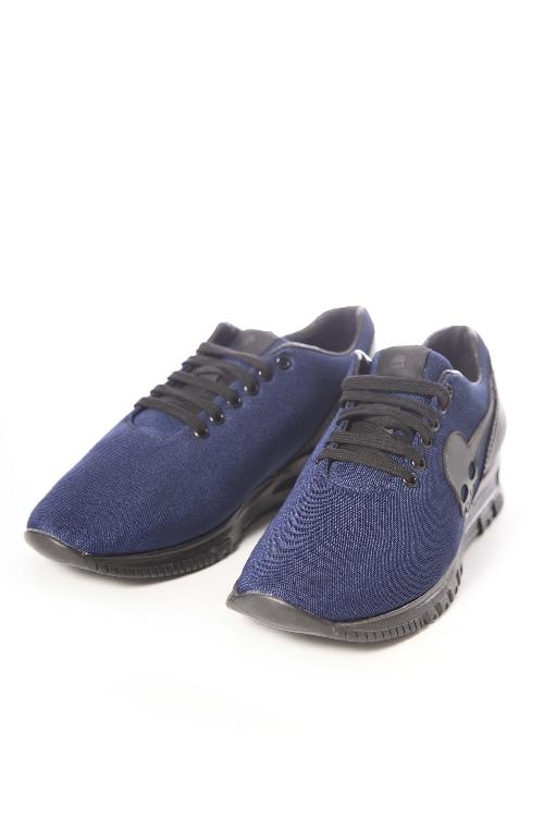 ハイドロゲン HYDROGEN スニーカー 靴 メンズ 173704 ブルー HYD大量入荷