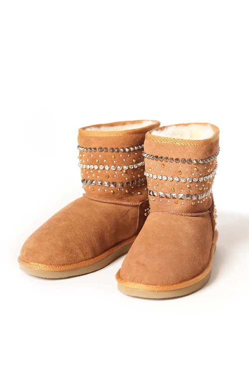 ペジアブーツ PEGIA BOOTS ブーツ ムートンブーツ 101038 ブラウン 送料無料 G-SALE 【ラッキーシール対応】