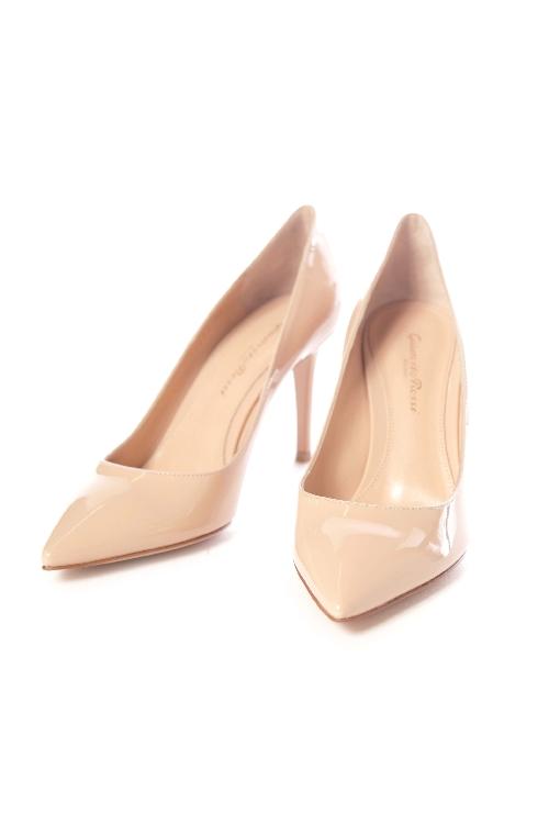 ジャンヴィトロッシ GIANVITO ROSSI パンプス ハイヒール VERTNUDE 靴 レディース G24580 85RIC NUDE 送料無料