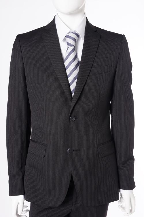 ヴェルサーチコレクション VERSACE COLLECTION スーツ 2ボタン サイドベンツ シングル メンズ 100028S VT00826 グレー 送料無料 アウトレット 【ラッキーシール対応】