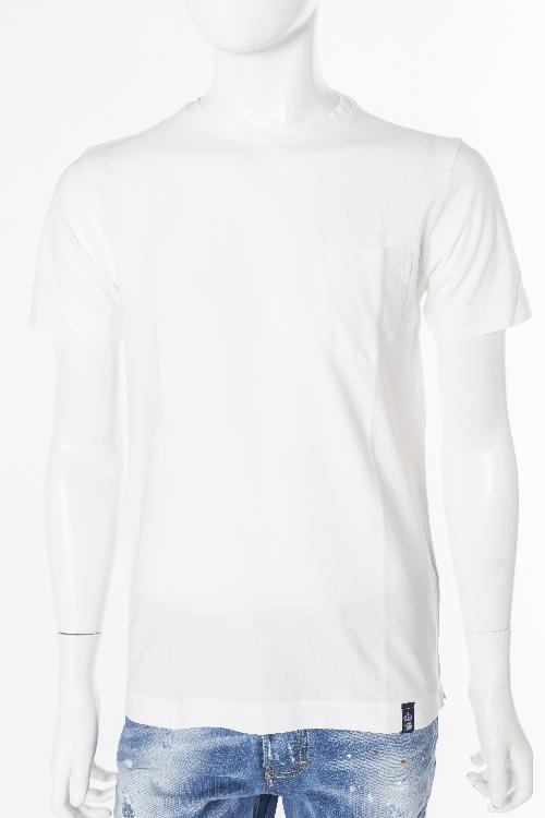 デュルモア DRUMOHR Tシャツ 半袖 丸首 メンズ DTJ000 ホワイト 送料無料 楽ギフ_包装 2016SS_SALE 【ラッキーシール対応】