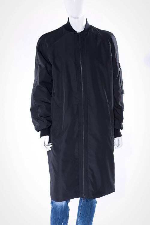 2016年秋冬新作 マルセロバーロン MARCELO BURLON コート ロングコート リバーシブル メンズ CMEA023F 212062 ブラック 送料無料 SALE16AW2 【ラッキーシール対応】