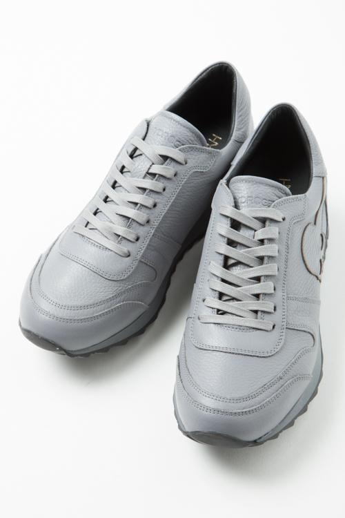 ハイドロゲン HYDROGEN スニーカー ローカット シューズ 靴 メンズ 193702 グレー 送料無料 HYD底値挑戦 【ラッキーシール対応】