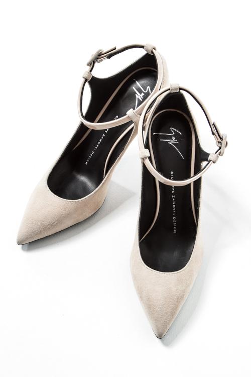 ジュゼッペザノッティ GIUSEPPE ZANOTTI ザノッティ パンプス ハイヒール シューズ 靴 レディース I66085 ベージュ 送料無料