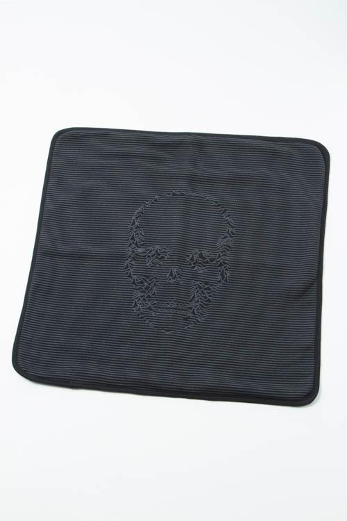 ルシアンペラフィネ lucien pellat-finet ペラフィネ グッズ クッションカバー EVA35 ブラック 送料無料 LPF値下げ