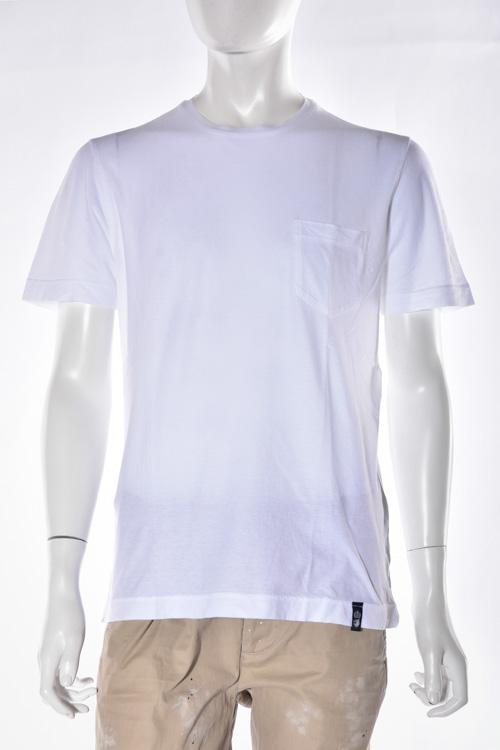デュルモア DRUMOHR Tシャツ 半袖 丸首 メンズ DTJW000 ホワイト 送料無料 楽ギフ_包装 2016SS_SALE 【ラッキーシール対応】