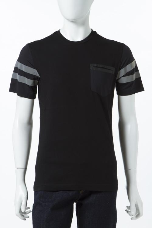 ハイドロゲン HYDROGEN Tシャツ 半袖 丸首 メンズ 200622 ブラック 送料無料 楽ギフ_包装 2017SS_SALE 【ラッキーシール対応】
