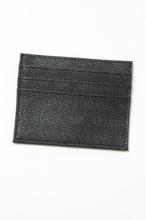 アルマーニ アルマーニジーンズ ARMANIJEANS カードケース 938548 CC996 ブラック 送料無料 楽ギフ_包装 【ラッキーシール対応】