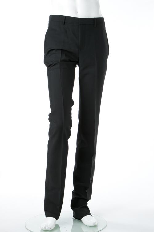 ジバンシー ジバンシィ GIVENCHY パンツ スラックス メンズ G17F5241-005 ブラック 送料無料 楽ギフ_包装 2017AW_SALE 【ラッキーシール対応】