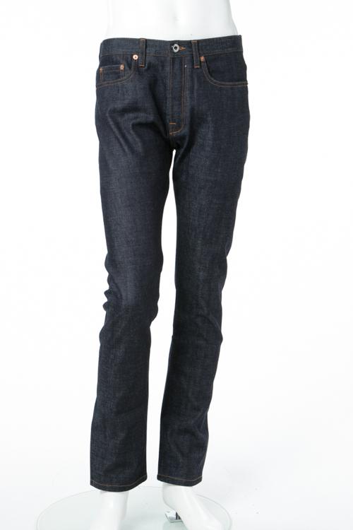 ヴァレンティノ Valentino ジーンズパンツ デニム ジーパン SLIM FIT メンズ IV0DEJC028V インディゴ 送料無料 楽ギフ_包装 【ラッキーシール対応】