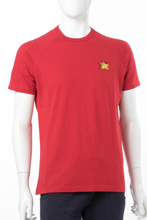 アトランティックスターズ ATLANTIC STARS Tシャツ 半袖 丸首 メンズ AFM1719 レッド 送料無料 楽ギフ_包装 2017AW_SALE 【ラッキーシール対応】