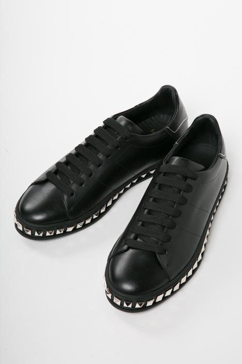 ルイリーマン LOUIS LEEMAN スニーカー ローカット シューズ 靴 メンズ LL0602 ブラック 送料無料 目玉商品