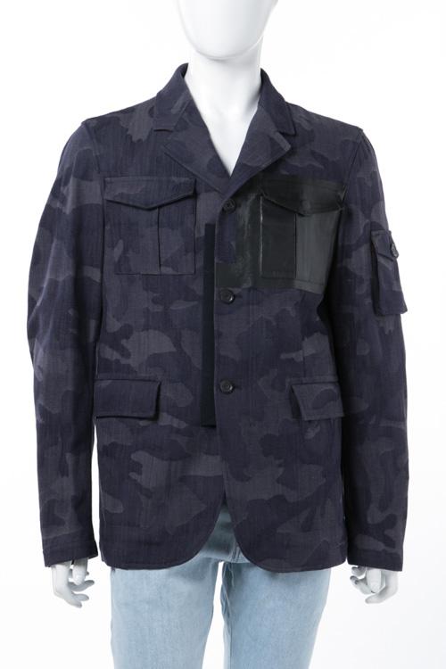 ヴァレンティノ Valentino ジャケット GV050PT5 VP60653V メンズ GV050PT5 60653V パープル 送料無料 【ラッキーシール対応】
