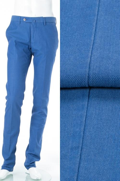 PT01 ピーティーゼロウーノ パンツ スラックス RIDL01Z00RIS SR59 メンズ RIDL01Z SR59 ブルー 送料無料 楽ギフ_包装 【ラッキーシール対応】