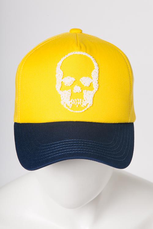 ルシアンペラフィネ lucien pellat-finet ペラフィネ キャップ ベースボールキャップ 帽子 CAP61 イエロー 送料無料 楽ギフ_包装 2018年春夏新作 2018SS_SALE 【ラッキーシール対応】
