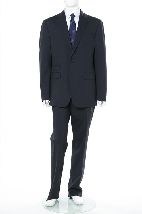 ディースクエアード DSQUARED2 2ピーススーツ シングル メンズ S74FT0278S40320 ネイビー 送料無料 【ラッキーシール対応】