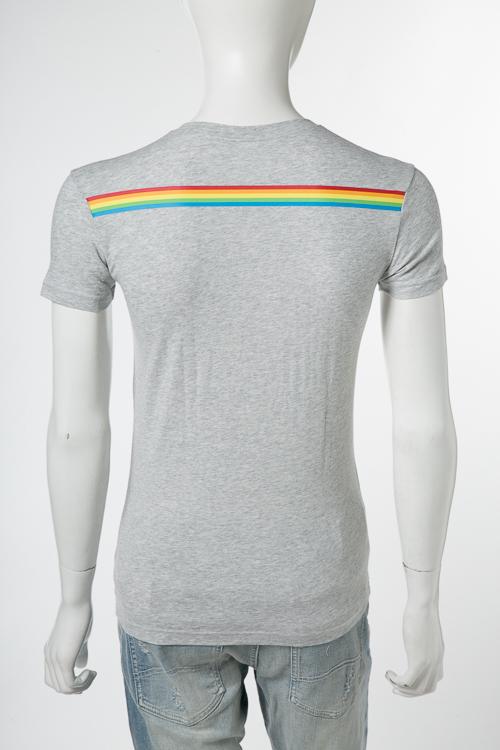 アルマーニ エンポリオアルマーニ Emporio Armani Tシャツアンダーウェア Tシャツ 半袖 丸首 メンズ 111035 8P745 グレー 送料無料 楽ギフ_包装 【ラッキーシール対応】