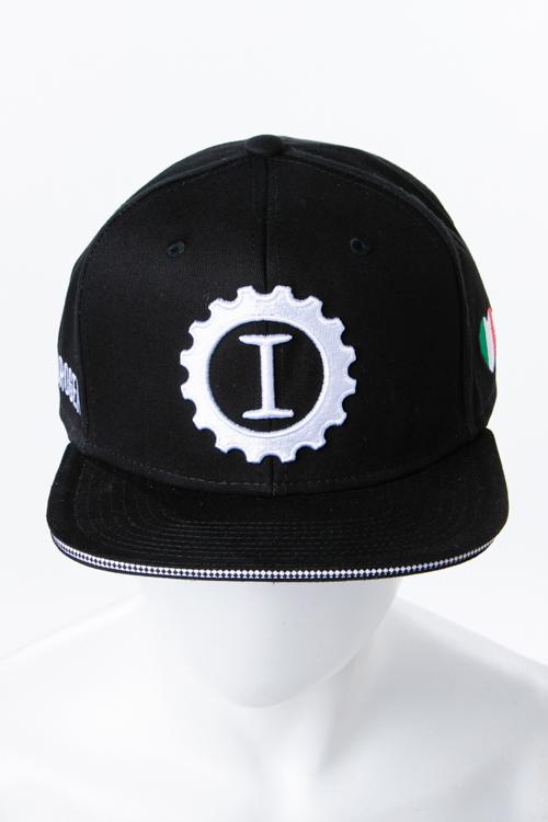 c6bb7ee13c18 ハイドロゲン HYDROGEN キャップ ベースボールキャップ 帽子 007 GARAGE LG3000 ブラック 送料無料 楽ギフ_