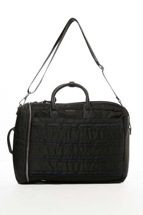 ディーゼル DIESEL バッグ 3WAYバッグ M-24 7 BRIEF - briefcase X04817 PR886 ブラック 送料無料 【ラッキーシール対応】
