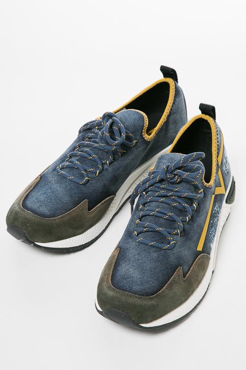 ディーゼル DIESEL スニーカー ローカット シューズ スリッポン S-KBY - sneakers メンズ Y01534 PS310 デニム 送料無料