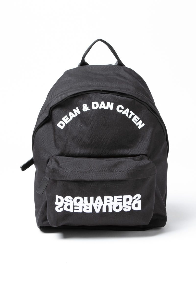 ディースクエアード DSQUARED2 リュックバッグ リュックサック バックパック カバン 鞄 BPM000411701117 ブラック 送料無料 ラッキーシール対応 2018年秋冬新作