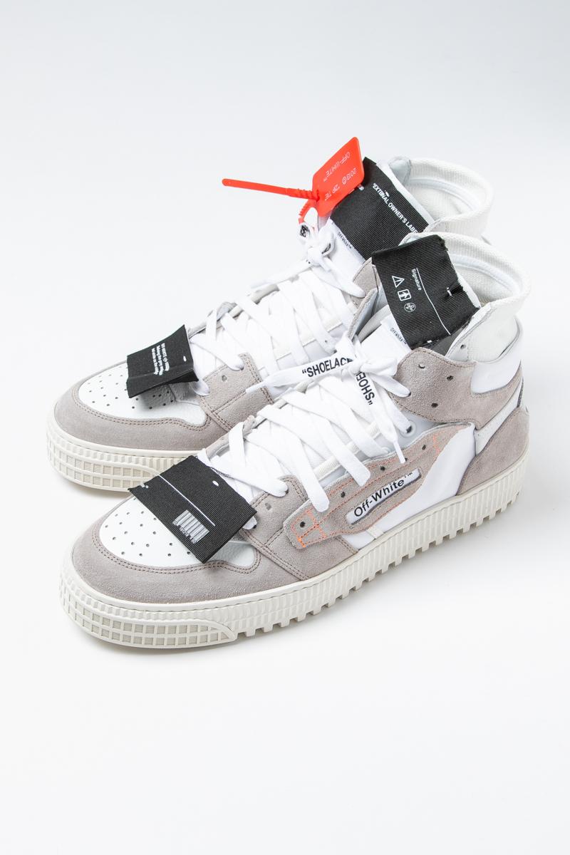 オフホワイト OFF-WHITE スニーカー ハイカット シューズ 靴 OMIA065R198000160600 メンズ IA065R19 800016 ライトグレイ 送料無料 2019年春夏新作
