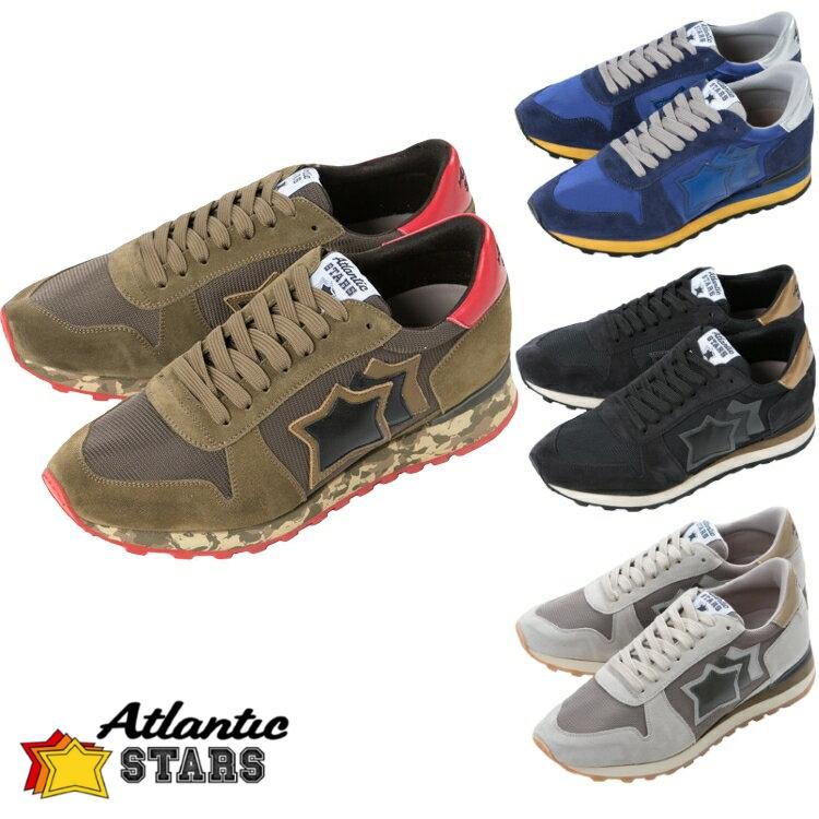 アトランティックスターズ ATLANTIC STARS スニーカー ローカット シューズ 靴 vibram メンズ ARGO 送料無料 2019AW_SALE