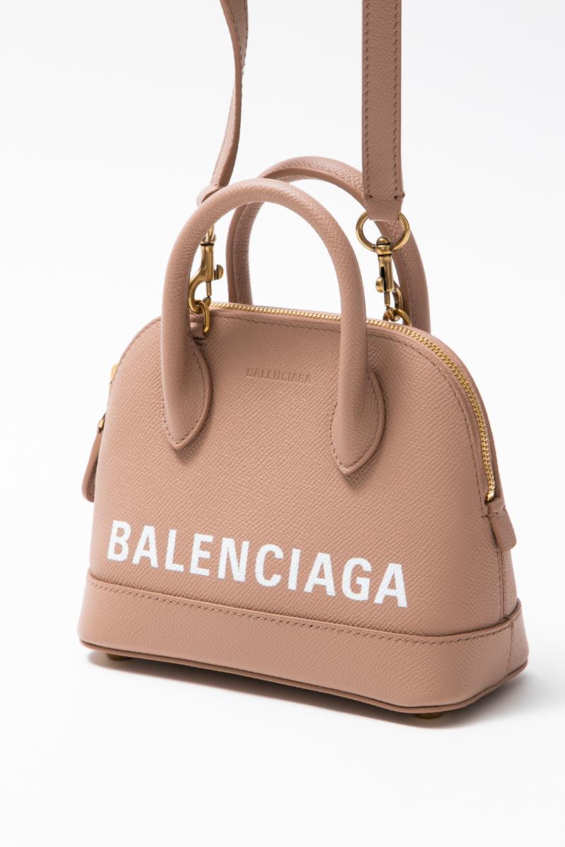 バレンシアガ BALENCIAGA トートバッグ ショルダーバッグ 550646 0OTIM ピンク 送料無料 2019年春夏新作
