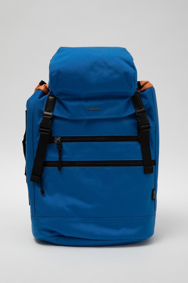 ディーゼル DIESEL リュックバッグ リュックサック バックパック F-URBHANITY BACK II - backpack X05474 P1516 ブルー 送料無料
