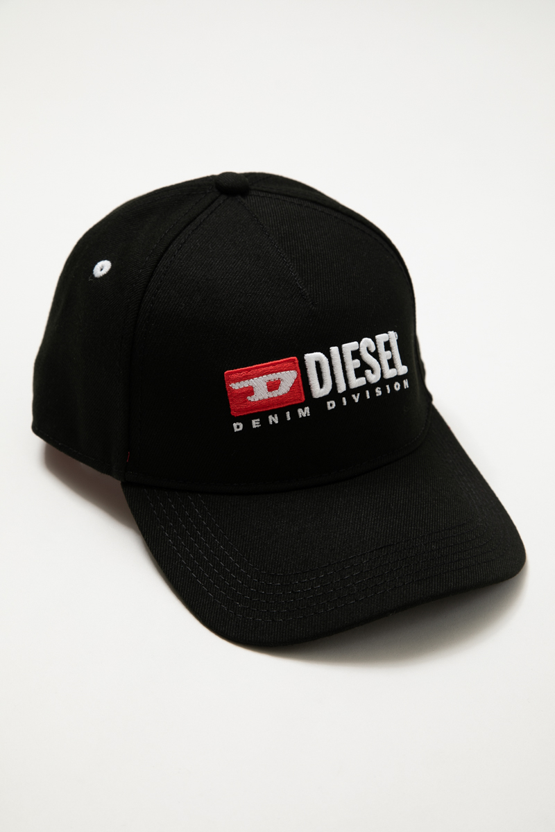 ディーゼル DIESEL キャップ ベースボールキャップ 帽子 CAKERYM-MAX CAPPELLO 00SIIQ 0LAOI ブラック 送料無料 楽ギフ_包装 【ラッキーシール対応】