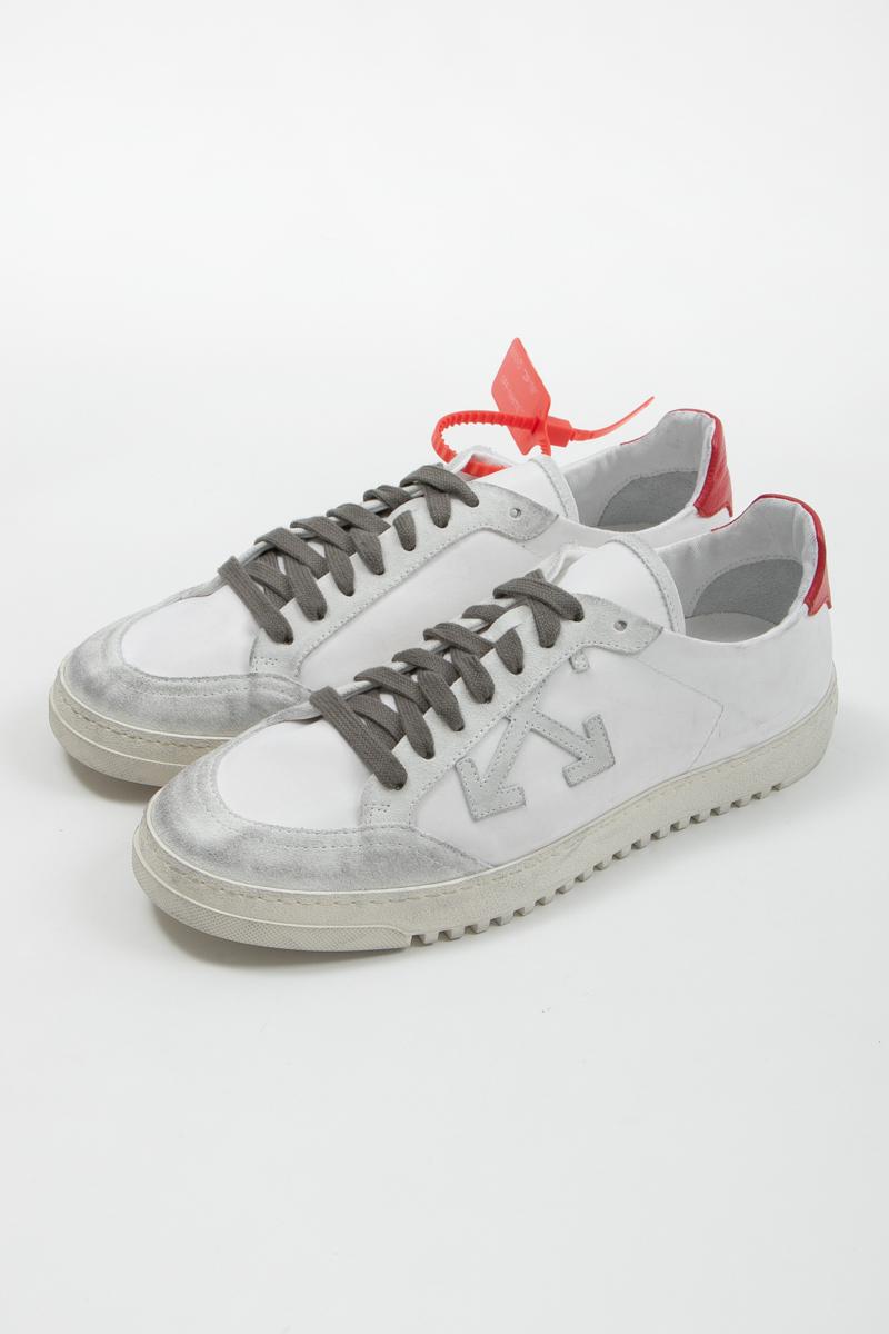 オフホワイト OFF-WHITE スニーカー ローカット シューズ 靴 OMIA042R20D390541029 メンズ IA042R20 D39054 ホワイト 送料無料 楽ギフ_包装 2020年春夏新作