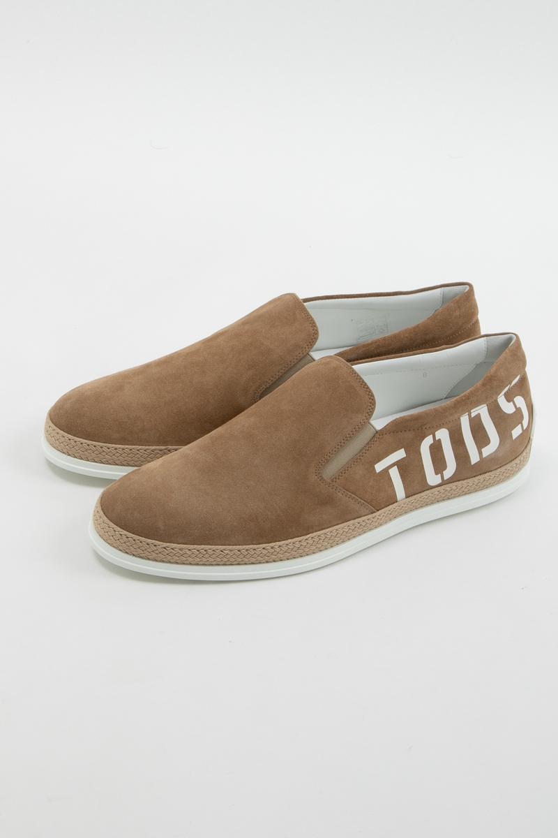 トッズ TOD'S スニーカー スリッポン 靴 メンズ XXM0TV0Y090 RE0 C801 送料無料 楽ギフ_包装