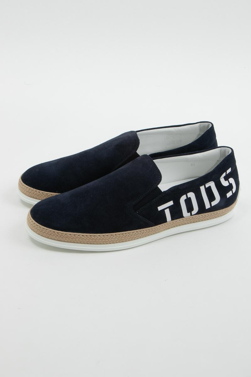 トッズ TOD'S スニーカー スリッポン 靴 メンズ XXM0TV0Y090 RE0 U820 送料無料 楽ギフ_包装