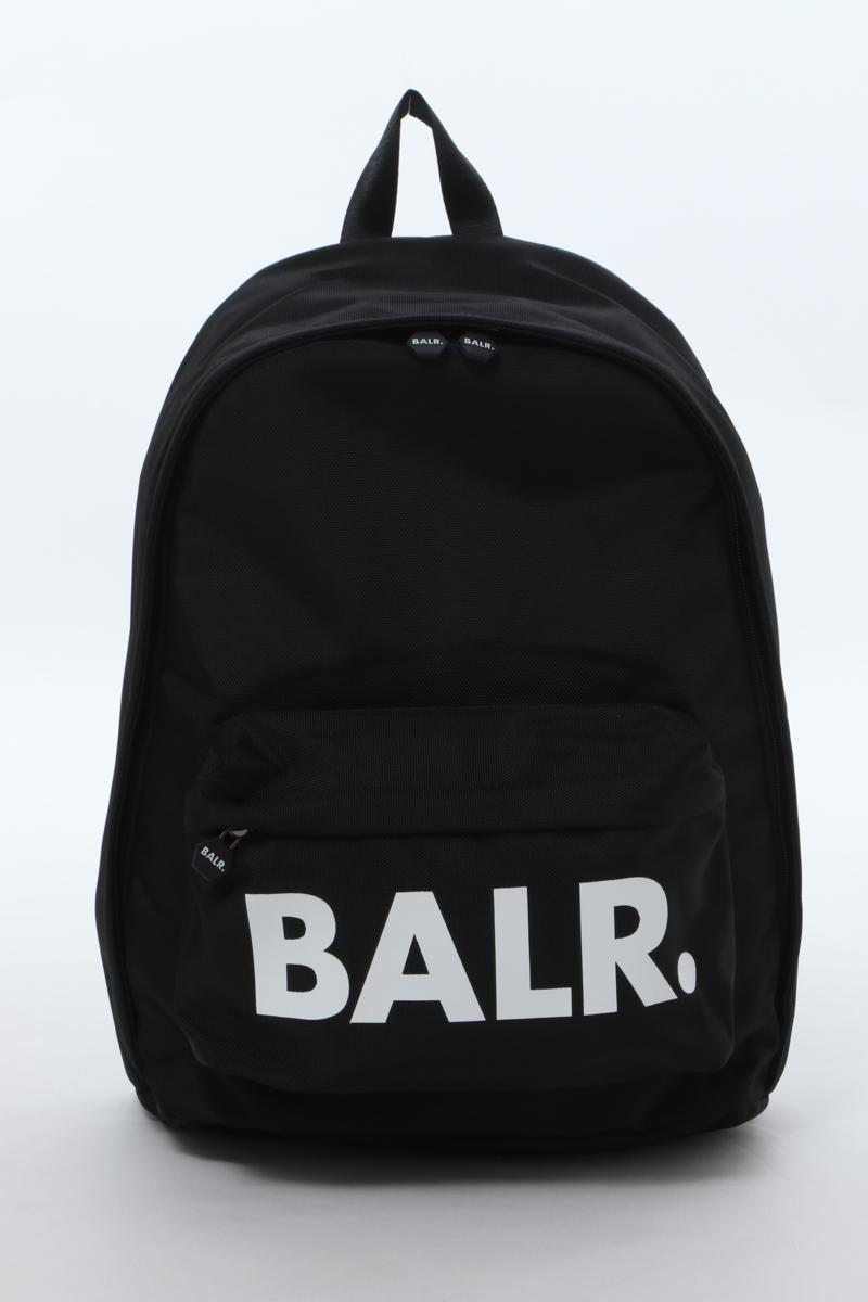 ボーラー BALR. リュックバッグ リュックサック バックパック 鞄 BLACK USERIES CLASS B10032 ブラック 送料無料 楽ギフ_包装 2020年春夏新作